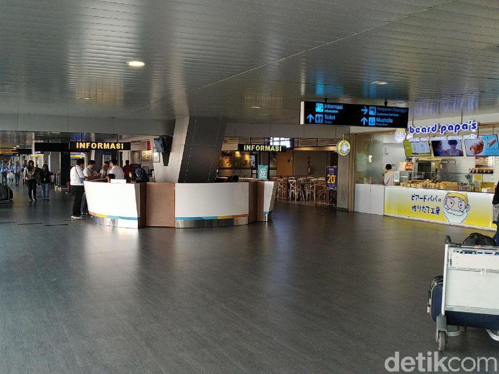13 Rute Penerbangan Pindah ke Kertajati, Bandara Husein Sepi