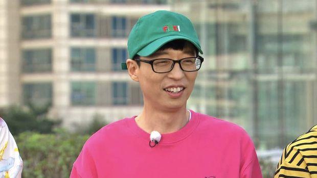 Yoo Jae Suk , Running Man (Instagram SBS Running Man)