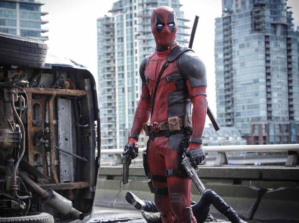 Marvel Dituding Tak Beri Izin Deadpool 3 Diproduksi