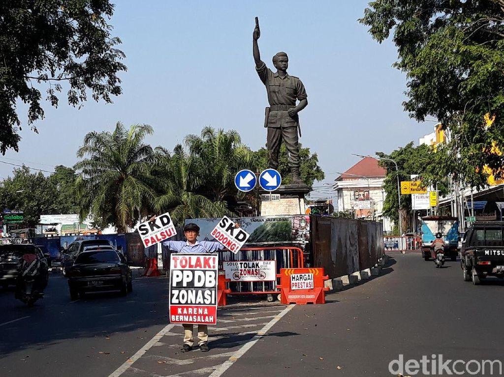 Kuota SMA Solo Sudah Penuh dari Zonasi 1,3 Km, Pakai SKD Palsu?