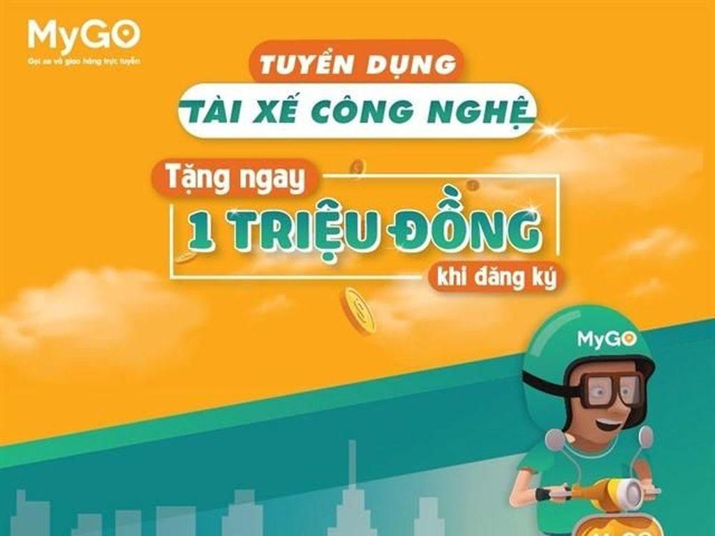 Saingan Baru Go-Jek & Grab Vietnam Resmi Mengaspal