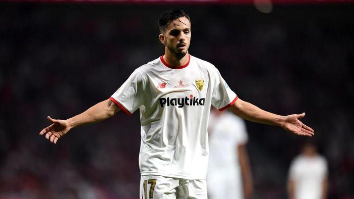 PSG resmi medapatkan Pablo Sarabia dari Sevilla (Foto: David Ramos/Getty Images)