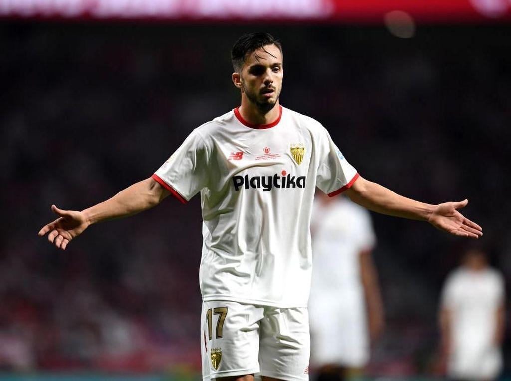 PSG Boyong Pablo Sarabia dari Sevilla