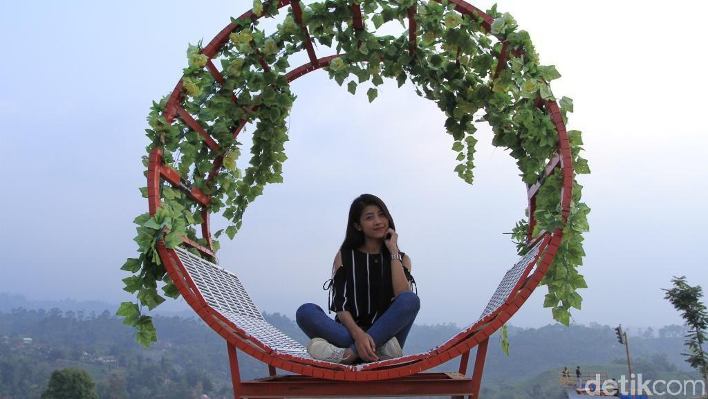 Foto: Tempat Wisata Baru yang Asyik di Kabupaten Bandung