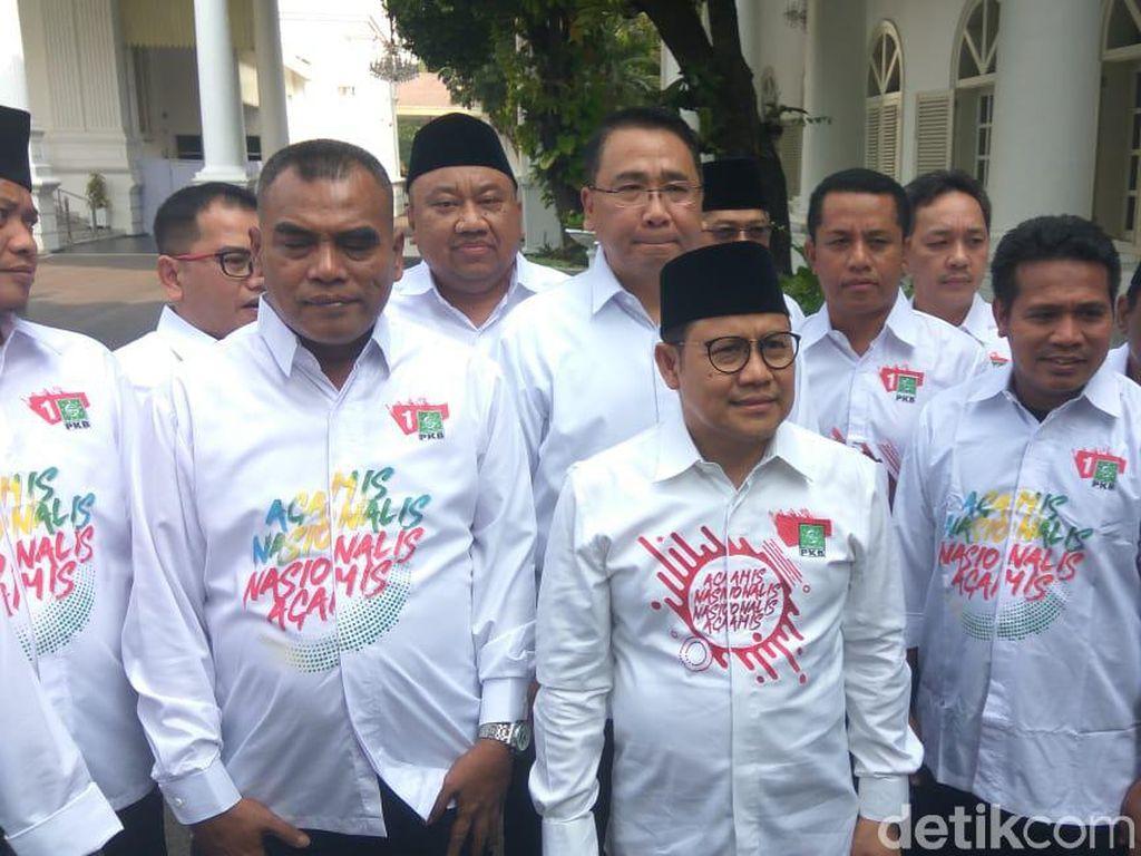 Video: Jajaran PKB ke Istana, Apa Saja yang Dibahas Bareng Jokowi?