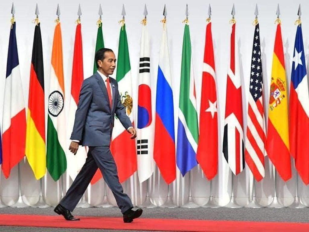 Jokowi dan Solusi Diplomasi