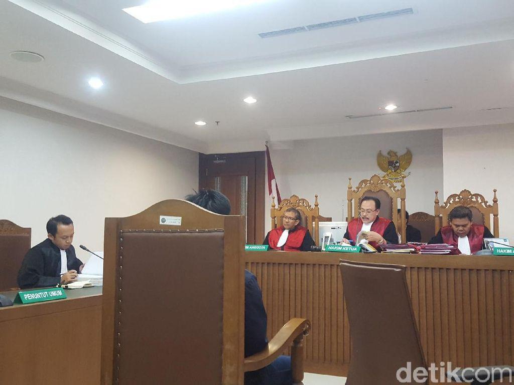 Saksi Sebut Identitas Direktur Keuangan CSI Tak Terdaftar di Dukcapil