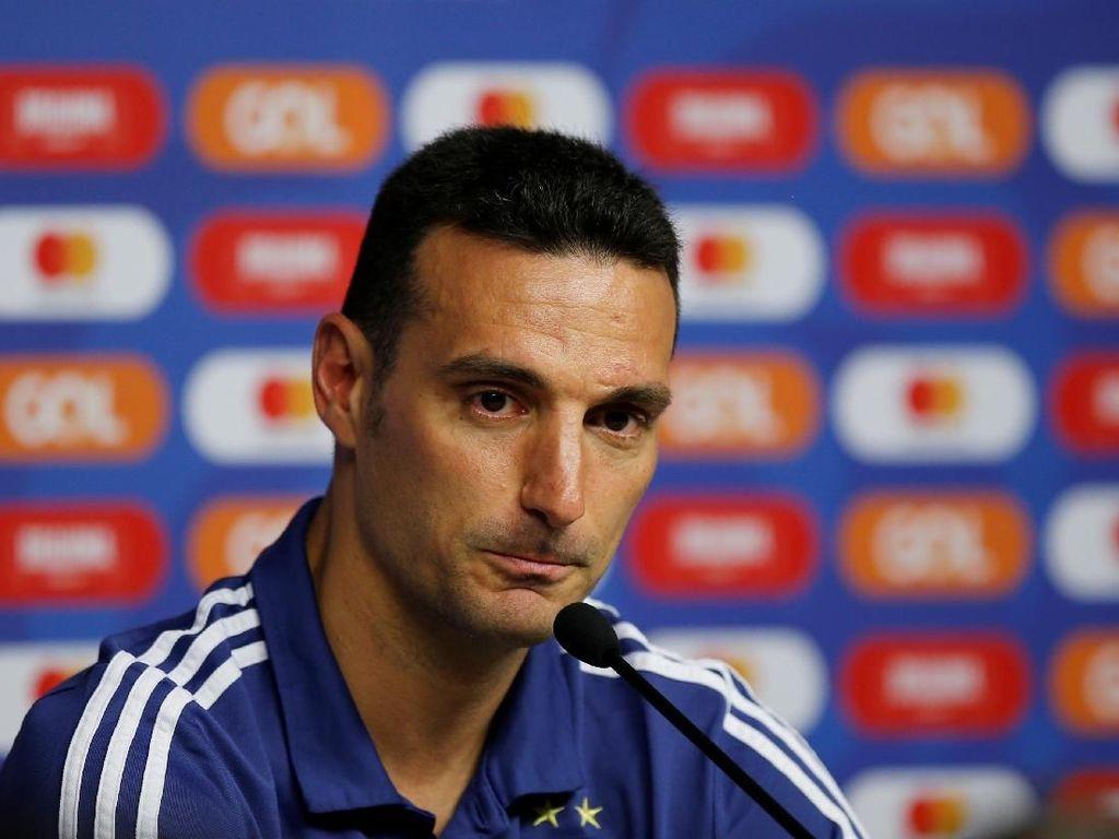 Scaloni: Argentina Lebih Layak ke Final ketimbang Brasil