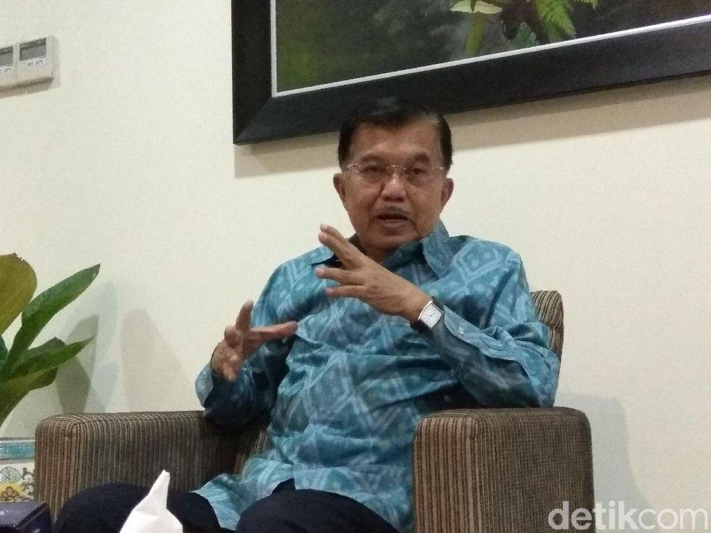 JK soal Putusan MA Lepas Syafruddin: Jadi Suatu Peringatan ke KPK
