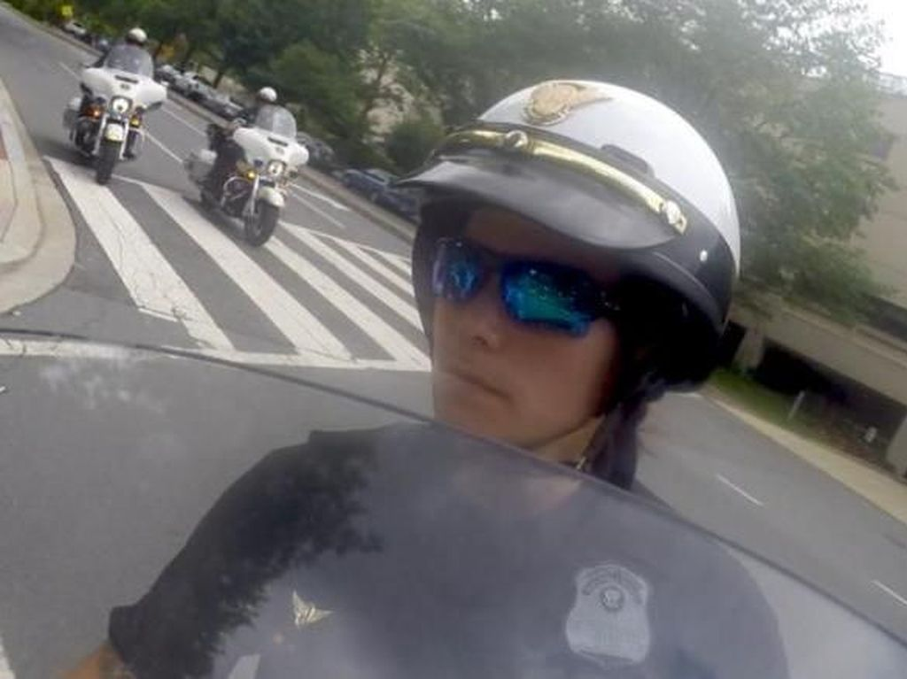 Perempuan Pertama yang Jadi Anggota Secret Service Kepolisian AS