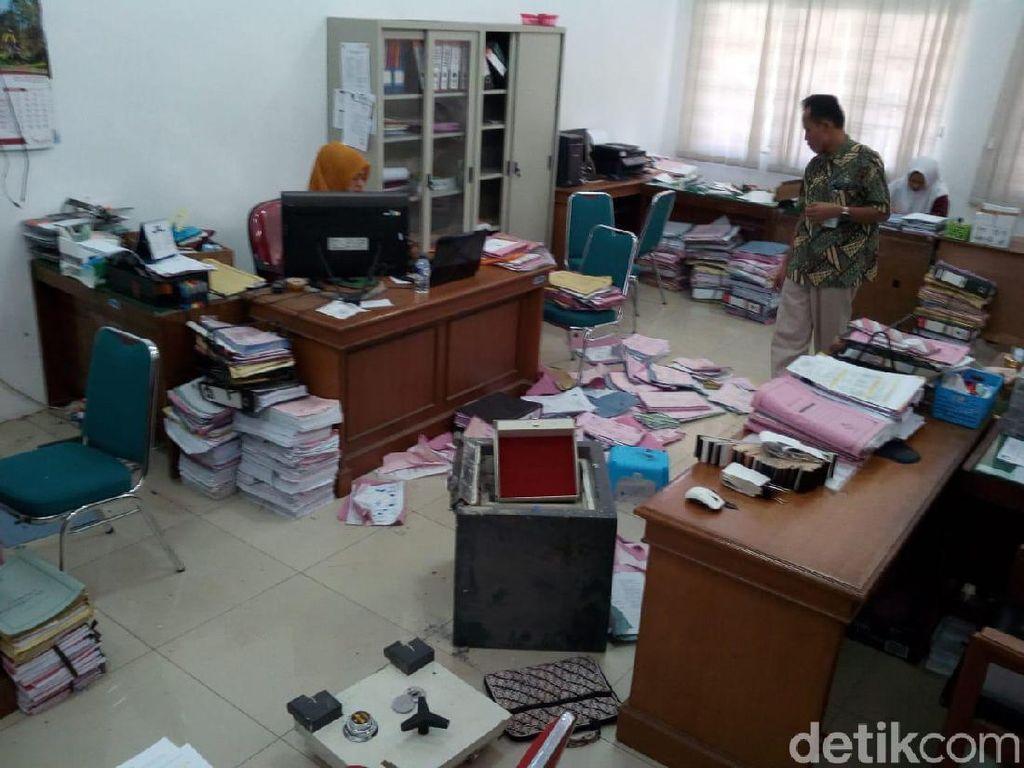 Saksi: Perampok di Kantor Disdikbud Boyolali Mengumpat Gaya Jatim