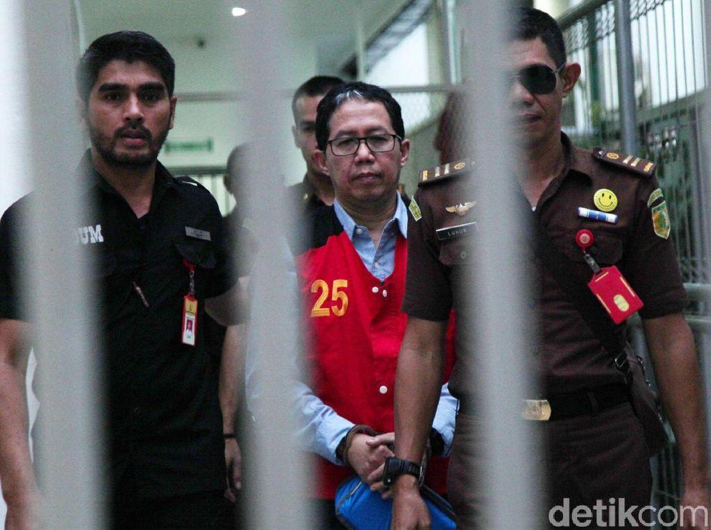 Sidang Tuntutan Jokdri Kembali Ditunda