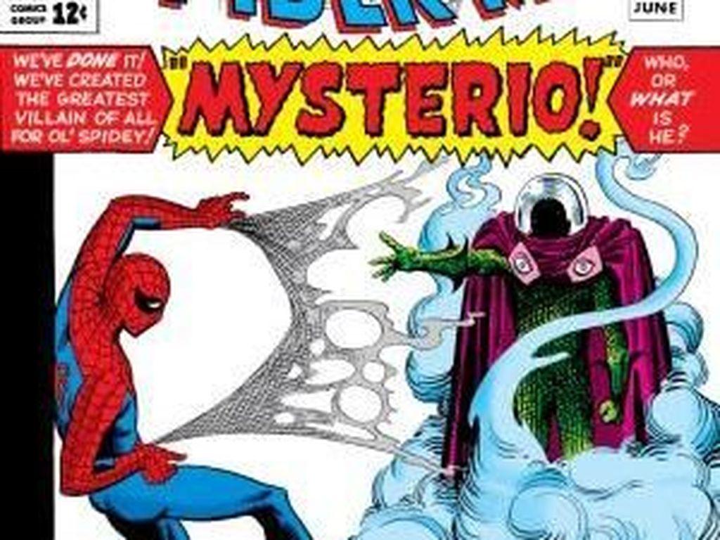 Sebelum Nonton Spider-Man: Far From Home, Baca Dulu 3 Komik Ini!