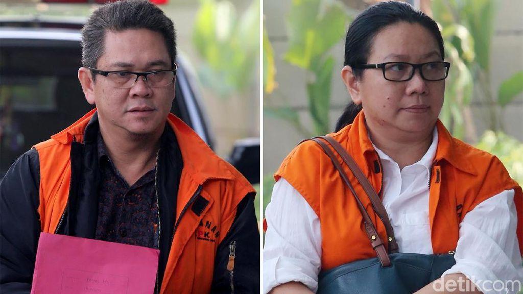 Dua Tersangka Suap Kepala Imigrasi Mataram Diperiksa KPK