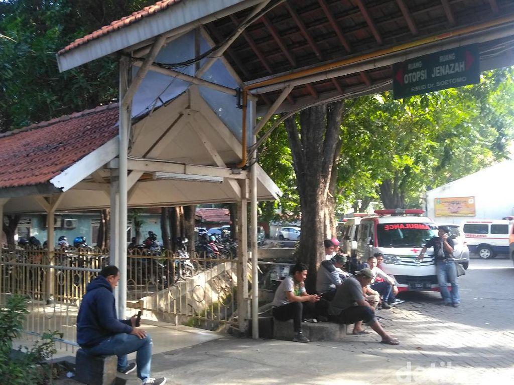 Lagi, Pencuri Motor di Surabaya Ditembak Mati