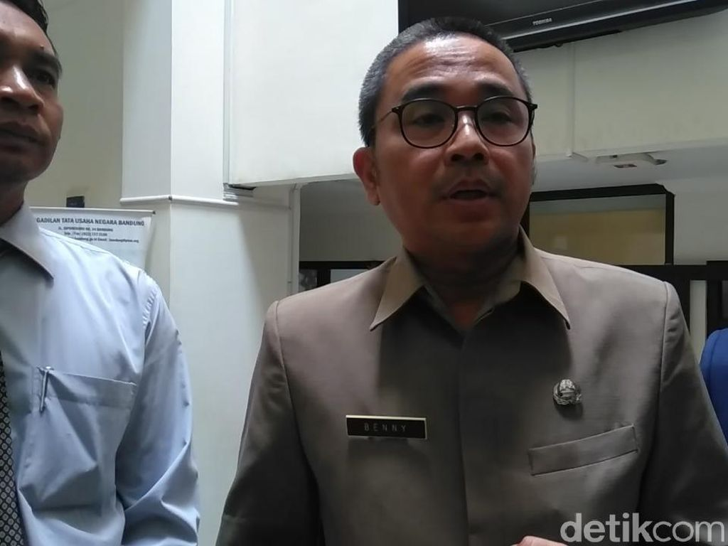 Sidang Gugatan Pelantikan Sekda Kota Bandung Masuk Tahap Dismissal