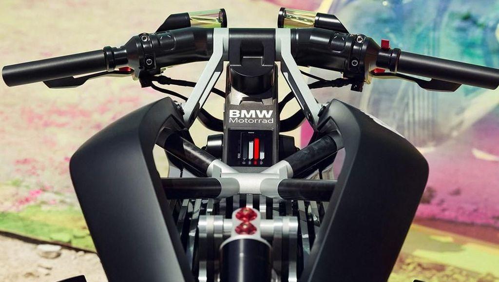 Motor Listrik BMW Cantik Bangat, Asli!