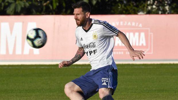 Messi tidak bisa bersinar di Copa America 2019.