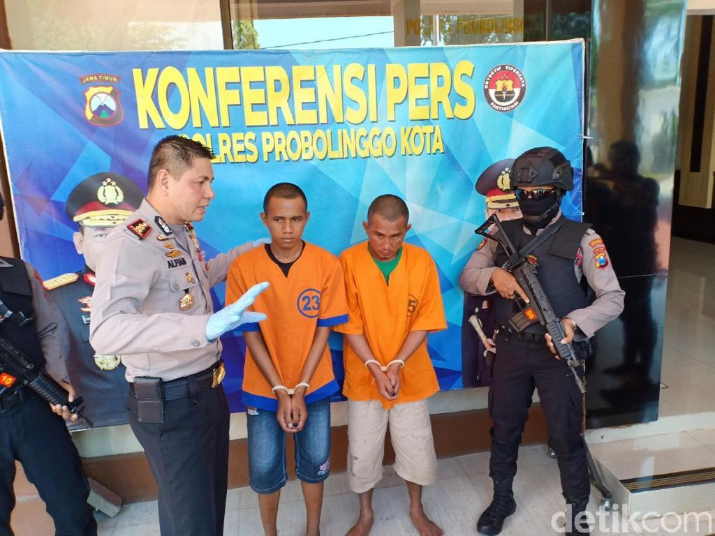 Waspadai Pencuri Motor di Probolinggo Bermodus Minta Sumbangan
