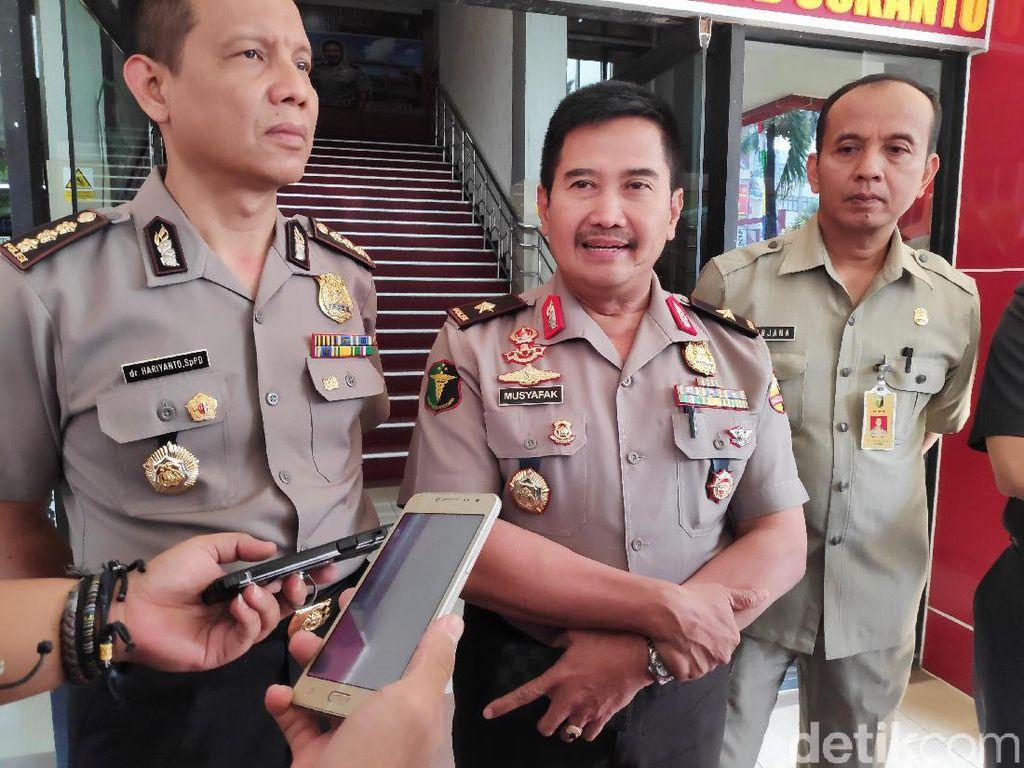 RS Polri Sarankan Pembawa Anjing Masuk Masjid Dirawat di RSJ