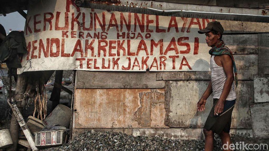 Mereka yang Masih Menolak Reklamasi Teluk Jakarta