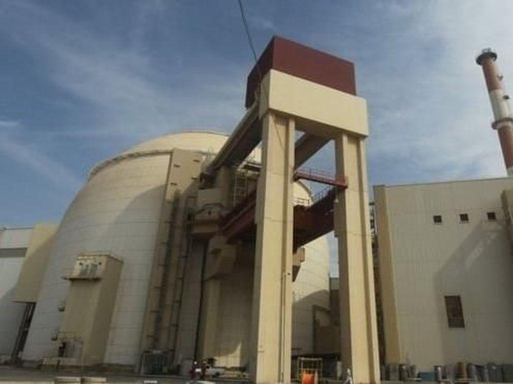 Balas Sanksi AS, Iran Sengaja Melanggar Perjanjian Nuklir 2015