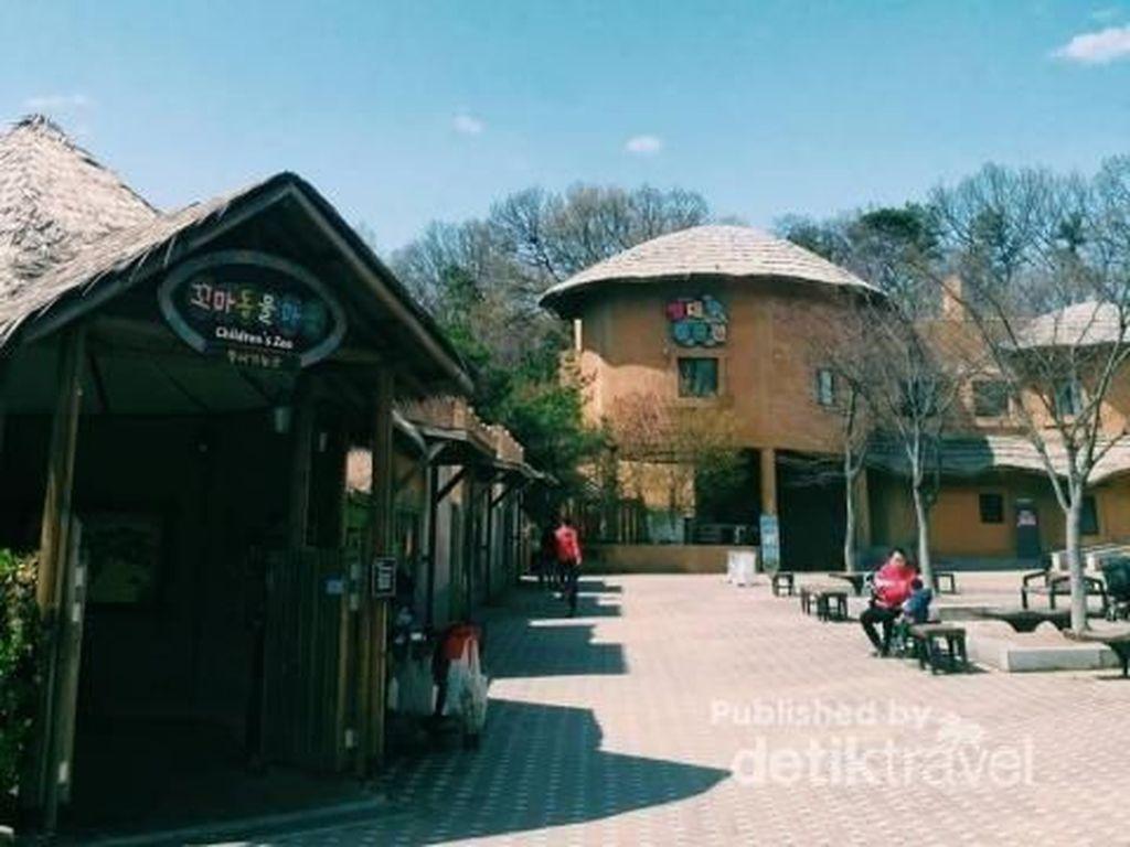 Taman Rekreasi Gratis di Korea Selatan