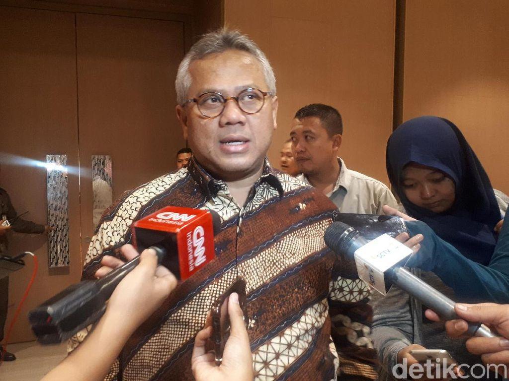 Ketua KPU Tegur KPUD Jabar Akibat Lambat Upload Data Situng