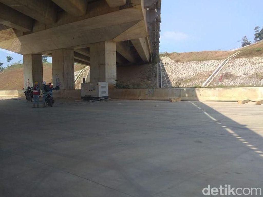 Tembus Kertajati 2020, Pembangunan Tol Cisumdawu Capai 63%