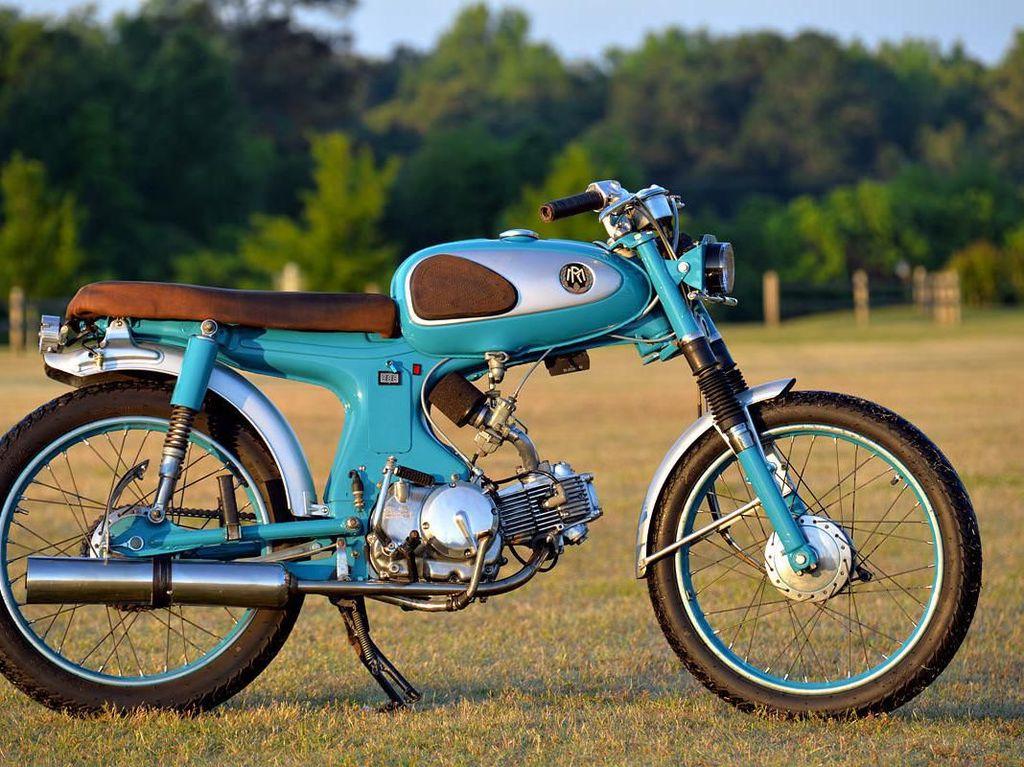 Nostalgia Motor Honda dari Masa ke Masa