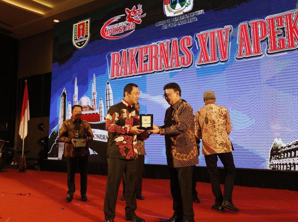 Di Semarang, Wali Kota Se-Indonesia Sepakat Maju Bersama Pasca-pilpres