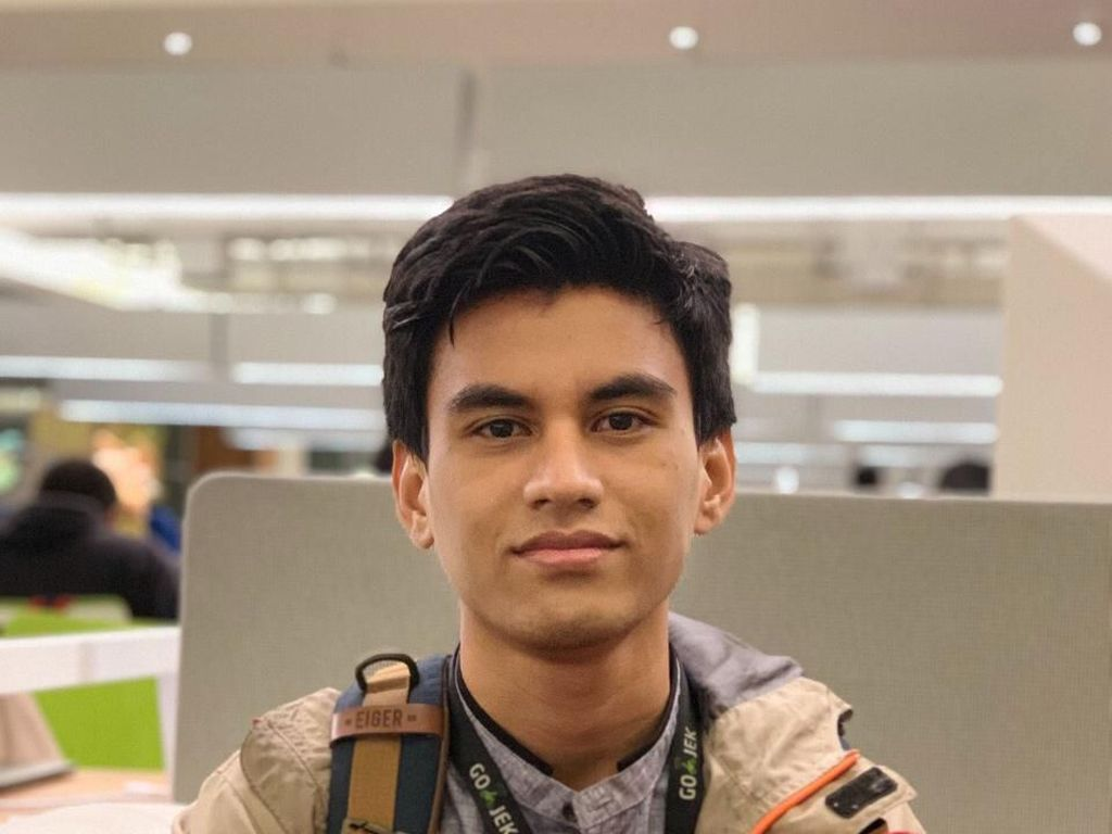 Kisah Opan: Dulu Buruh Pabrik, Kini Software Engineer Go-Jek