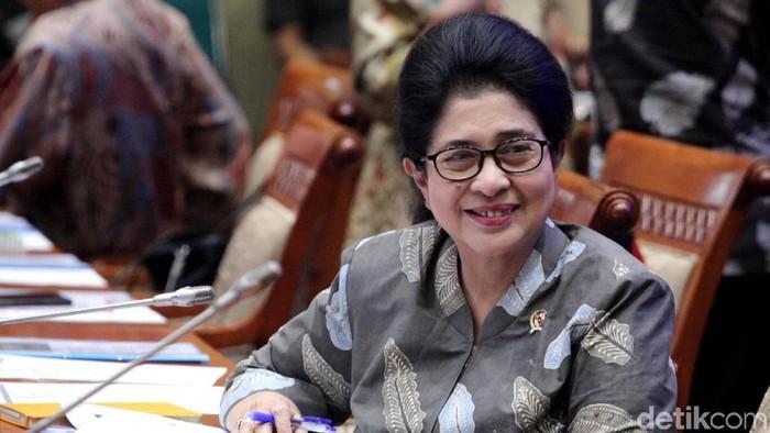 Menkes umumkan stunting di Indonesia turun menjadi 27,67 persen (Foto: Lamhot Aritonang)