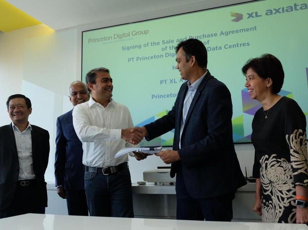 Perusahaan Singapura Akuisisi Kepemilikan Data Center XL Axiata