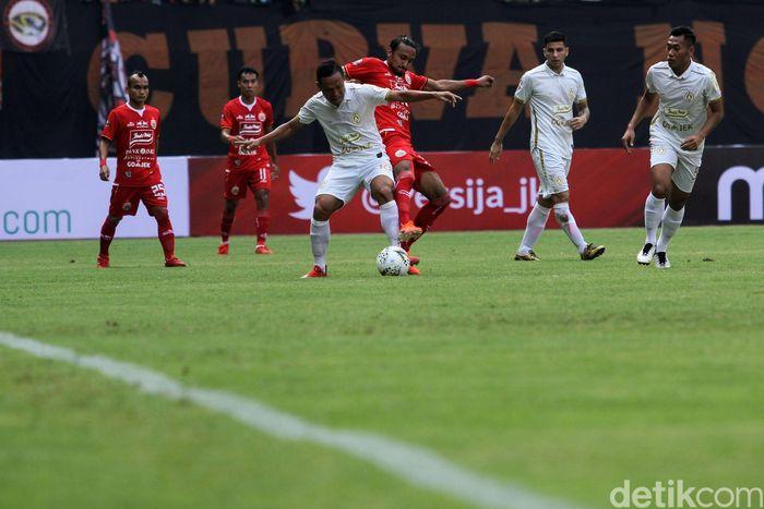 Laga pekan keenam Liga 1 2019 tersaji di Stadion Patriot Chandrabaga, Bekasi, Rabu (3/7/2019).
