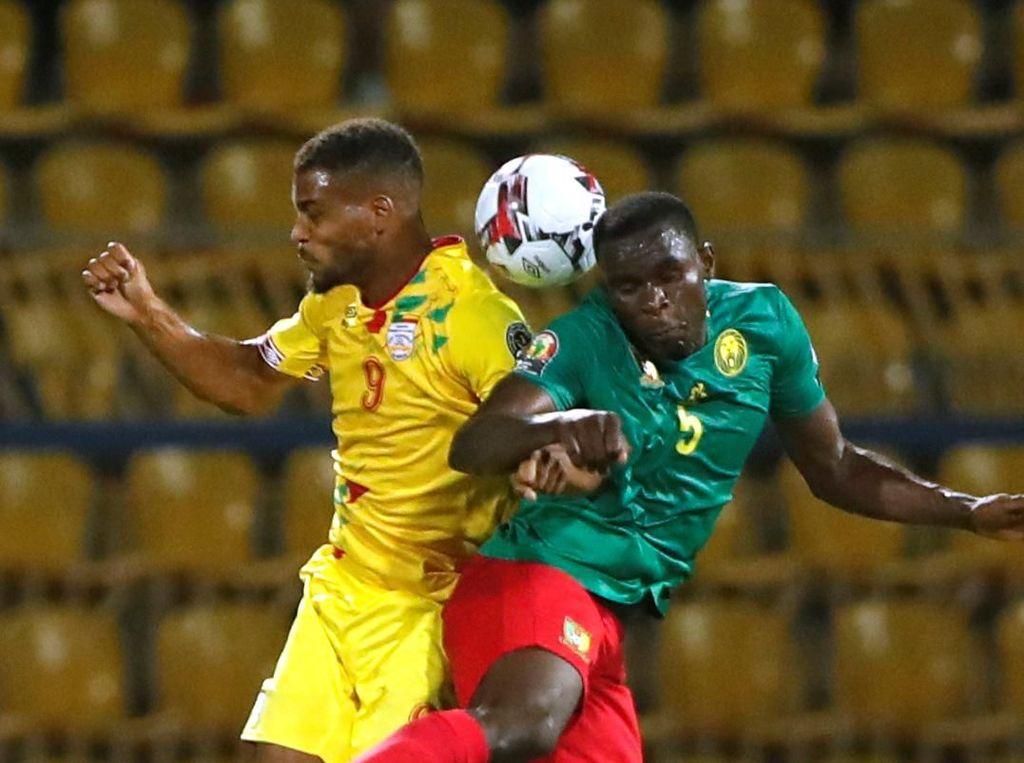 Hasil Piala Afrika: Kamerun Ditahan Benin, Ghana Atasi Guinea-Bissau