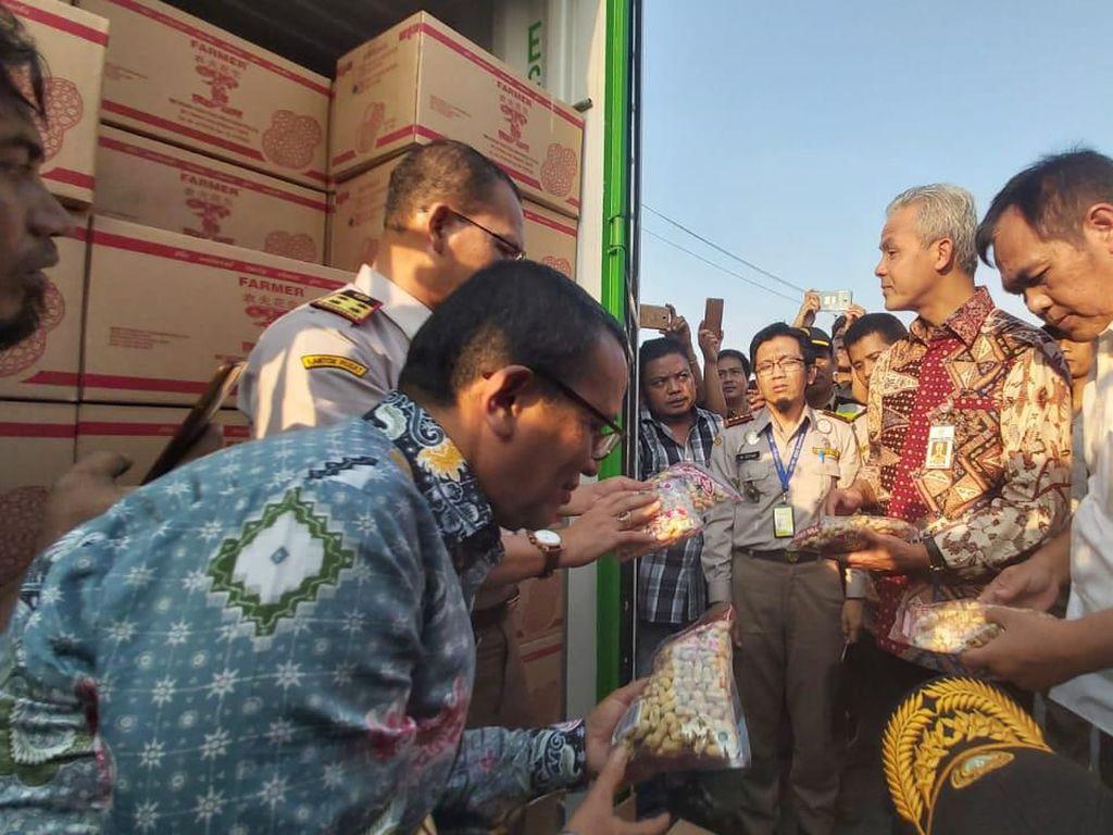 Belanda Impor 44 Ton Edamame dari Jateng