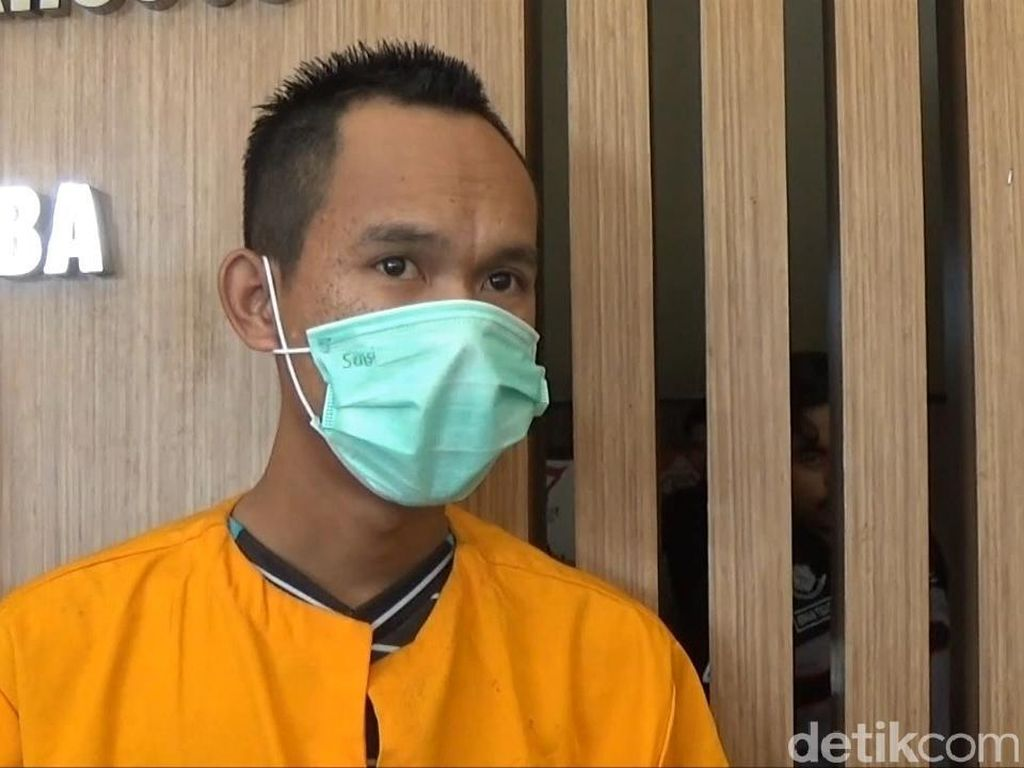 Tersangka Penghina Jokowi di Babel: Saya Cuma Mengkritik