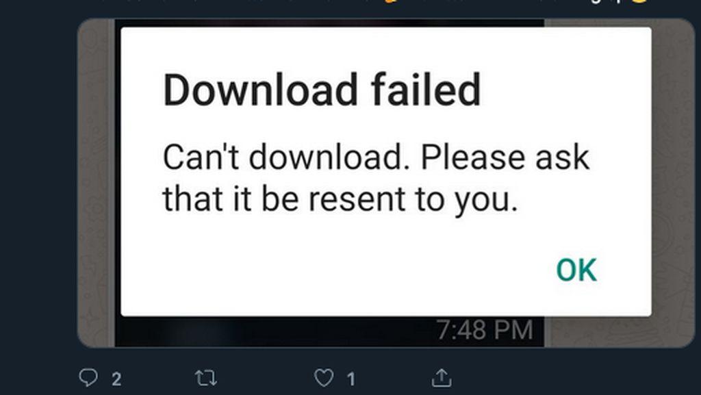 WhatsApp cs Lagi Tumbang, Lihat Meme-meme Kocaknya Saja Yuk