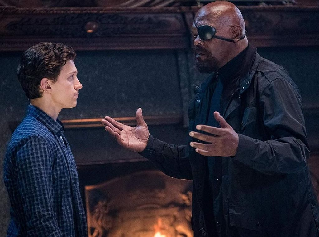 Rajai Box Office, Far from Home Raup Rp 8 Triliun