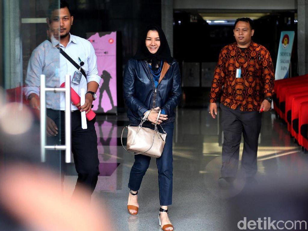 KPK Dalami Kesaksian Rita yang Diminta Tak Sebut Nama Azis Syamsuddin