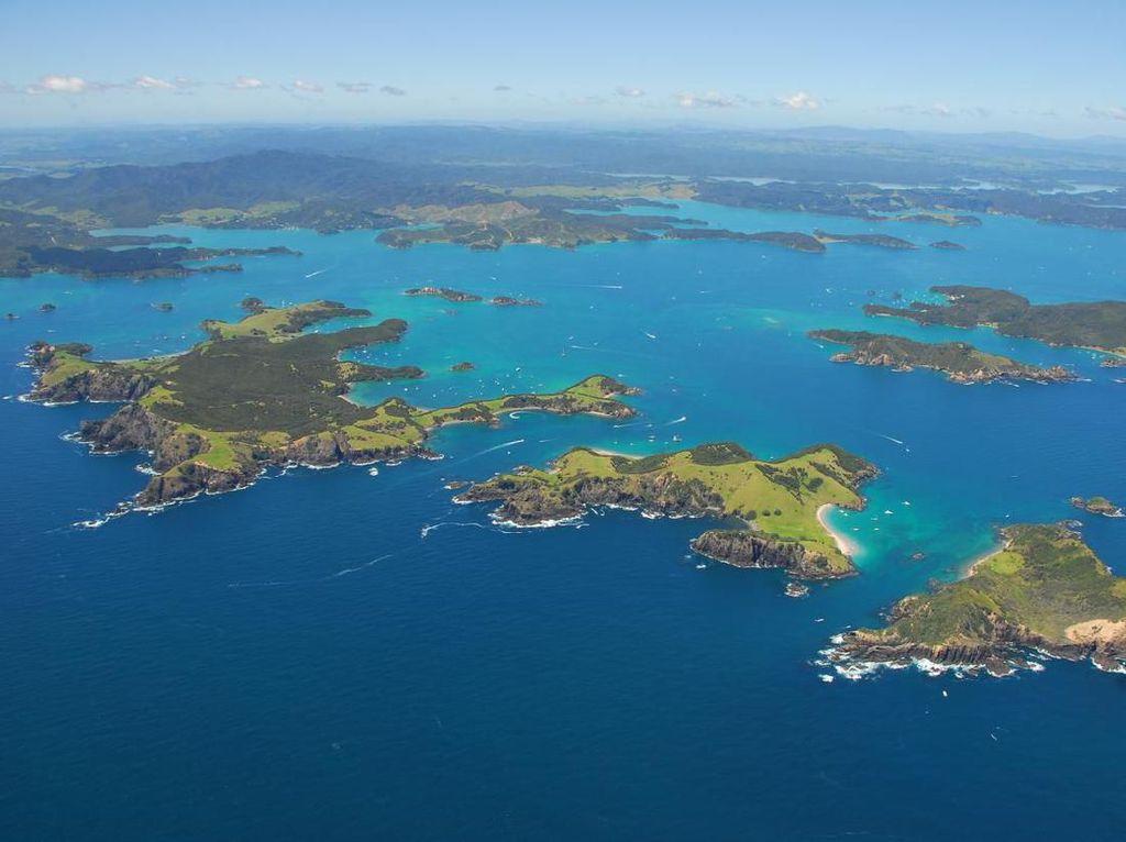 Kilas Sejarah Penamaan Wilayah Pasifik