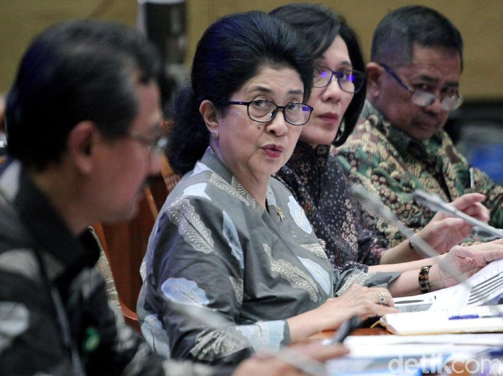 Kemenkes Rapat dengan Komisi IX Bahas Anggaran 2020