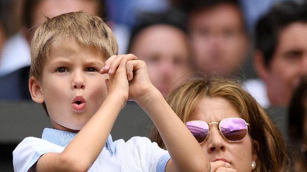 Anak Roger Federer/