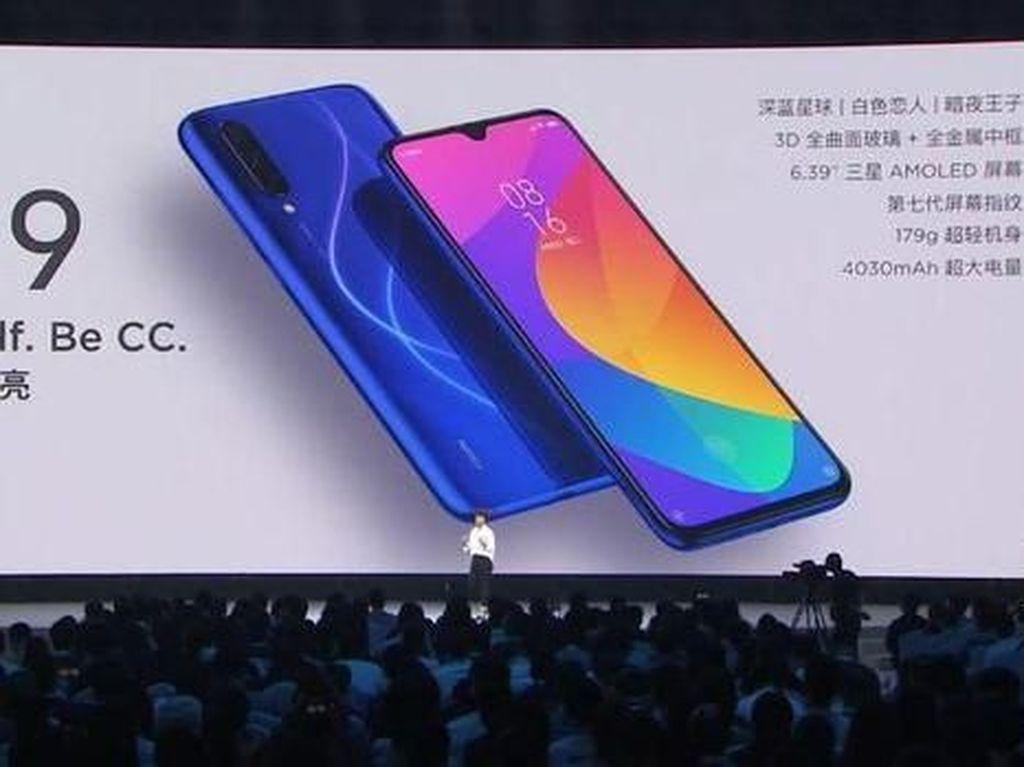 Saat Rilis Seri CC9, Xiaomi Juga Pamer Tiga Pencapaian Ini