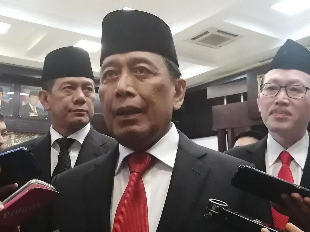 Ini Respons Wiranto Soal Anggota TNI Tewas Ditembak KKB di Nduga