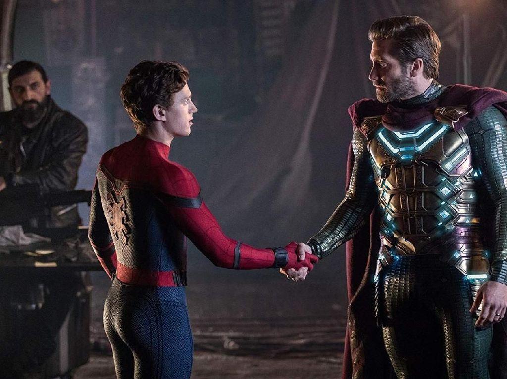 Fakta Baru Spider-Man: Far from Home, Mysterio Awalnya adalah Skrull
