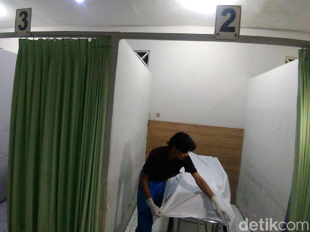 Dor! Bandar Sabu di Surabaya Ditembak Mati