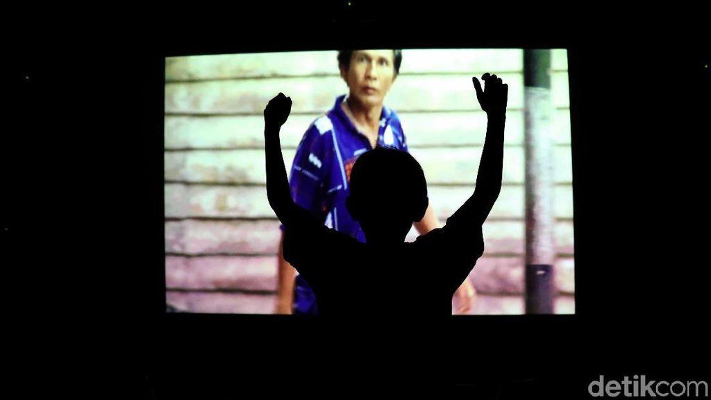 Bioskop Rakyat, Hiburan Murah Untuk Warga Kelas Bawah