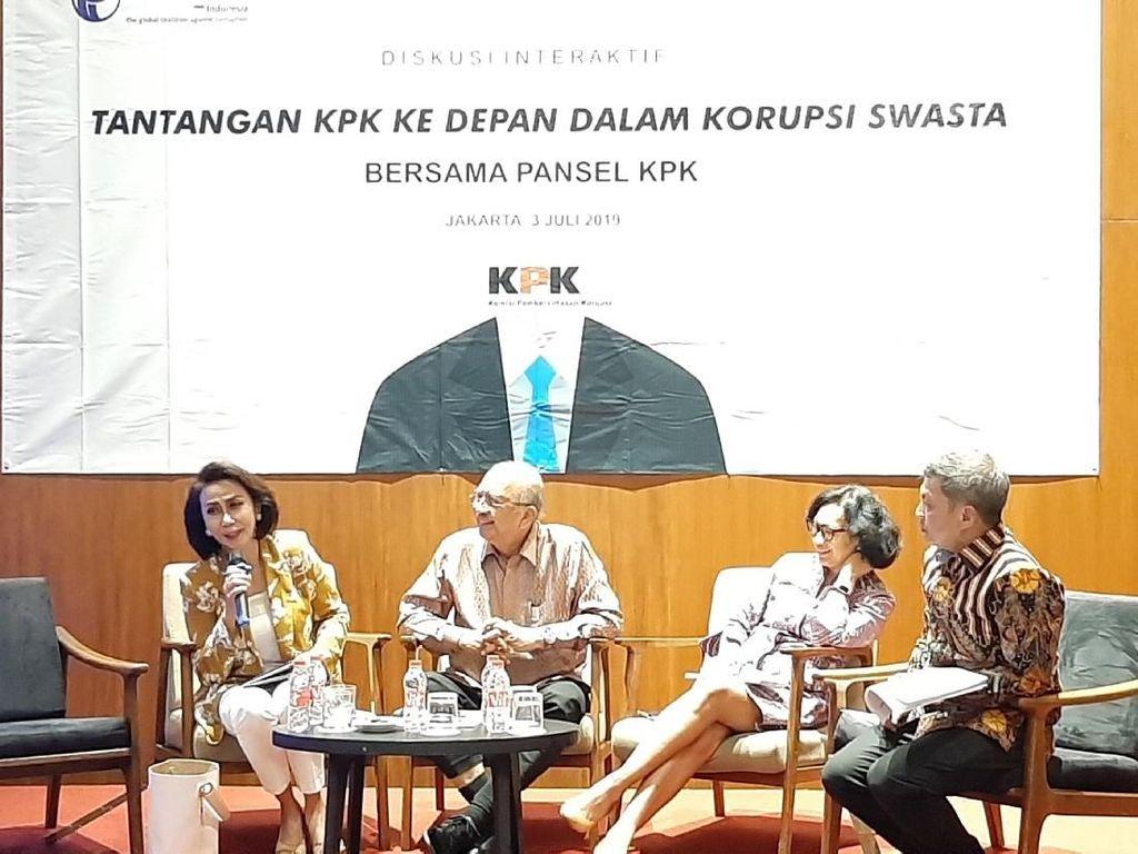 Bicara soal Efek Penindakan Korupsi, Pansel KPK Ungkit Kasus Hambalang